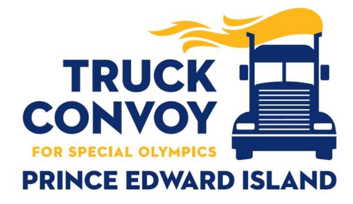 PEILETR Truck Convoy for Special Olympics logo